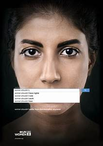 These Un Ads Show Gender Inequality Using Google Autocomplete