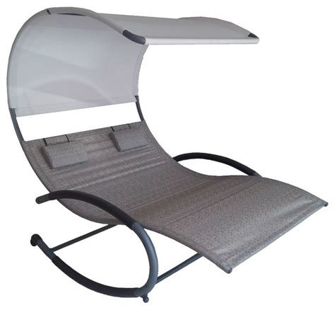 chaise rocking chair chaise rocker modern outdoor rocking