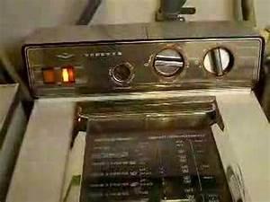 Machine À Laver À Pedale : machine laver youtube ~ Dallasstarsshop.com Idées de Décoration