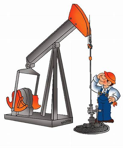 Drilling Clipart Oil Clip Gas Well Rig