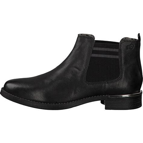 s.Oliver, Chelsea Boots, schwarz | mirapodo