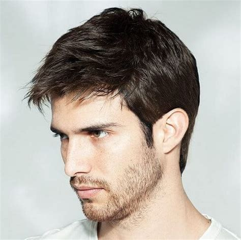 cool mens short hairstyles  inspiration
