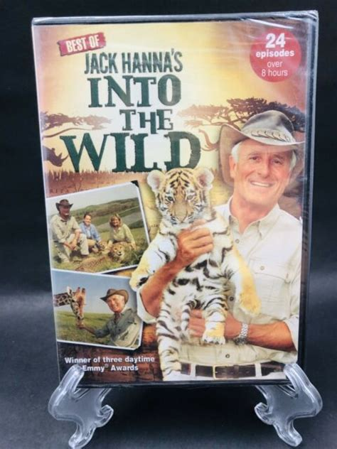 NEW Best of Jack Hannas Into the Wild (DVD, 2014, 2-Disc ...