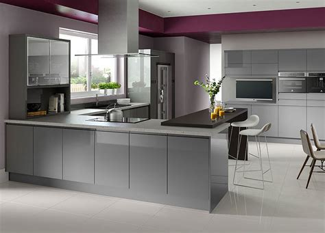 contemporary kitchen units modern kitchens ak fitted interiors 2523