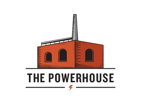 power house the powerhouse logo by brandclay on dribbble