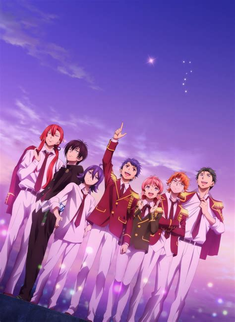King Of by King Of Prism Shiny Seven Anime Animeclick It