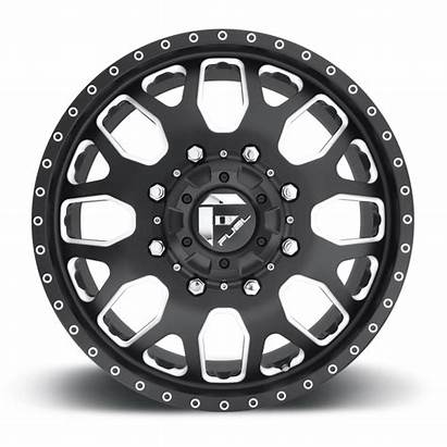 Dually Fuel Forged Ff19 Wheels Milled Offroad