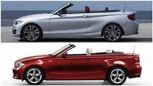 Bmw Serie 1 Cabriolet : photo comparison bmw 2 series convertible vs 1 series convertible autoevolution ~ Gottalentnigeria.com Avis de Voitures