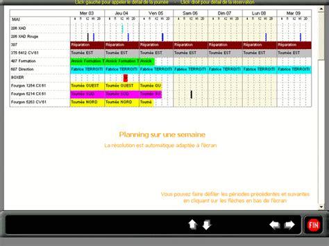 modele planning reservation gratuit ccmr