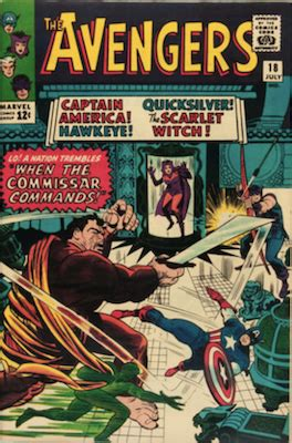 Avengers Comics Price Guide: FREE Online Appraisals!