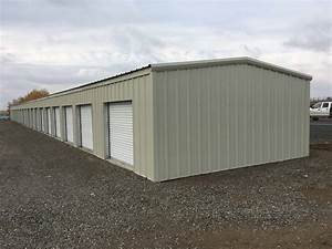 self storage With all metal building systems
