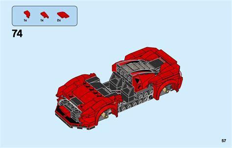 Ferrari f8 tributo 76895 σε 57 καταστήματα στο skroutz. LEGO 76895 Ferrari F8 Tributo Instructions, Speed Champions