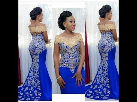 latest aso ebi lace styles  checkout  stylish lace