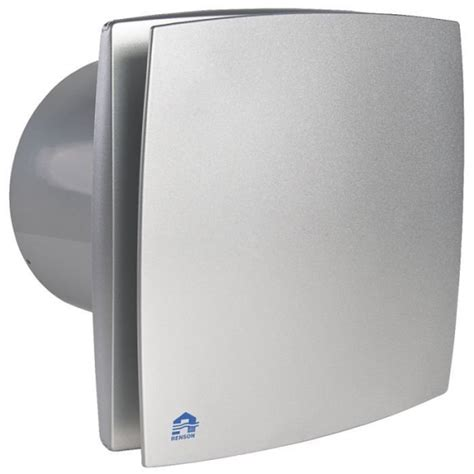 extracteur humidite salle de bain extracteur d air temporis 233 d 233 tection humidit 233 216 125 mm 167 m 179 h renson cazabox