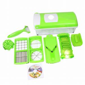 Nicer Dicer Einsätze : nicer dicer plus super slicer with 12 pcs fruit vegetable peeler chopper grater ebay ~ Eleganceandgraceweddings.com Haus und Dekorationen
