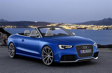 2013 Audi Rs5 Cabriolet Us Pricing Announced