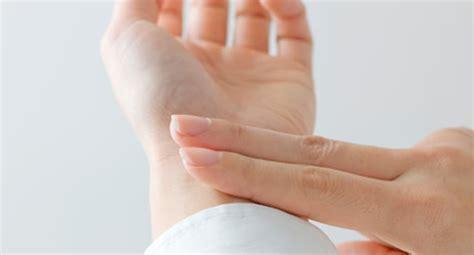 bei diabetes auch den puls messen diabetes ratgeber