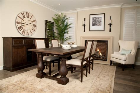 25 Cool Rustic Dining Room Designs