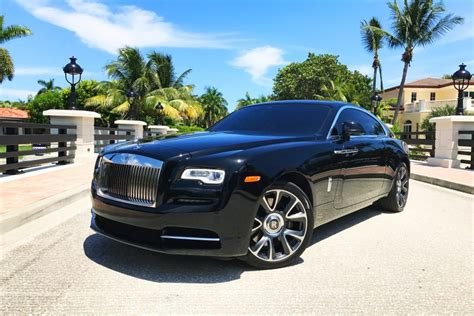 Rolls Royce Rent by Rolls Royce Wraith Rental Miami Rent Rolls Royce At Top