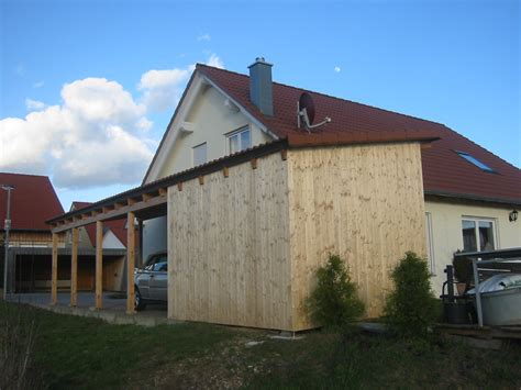 Holzbau Peter  Carport Lauffen