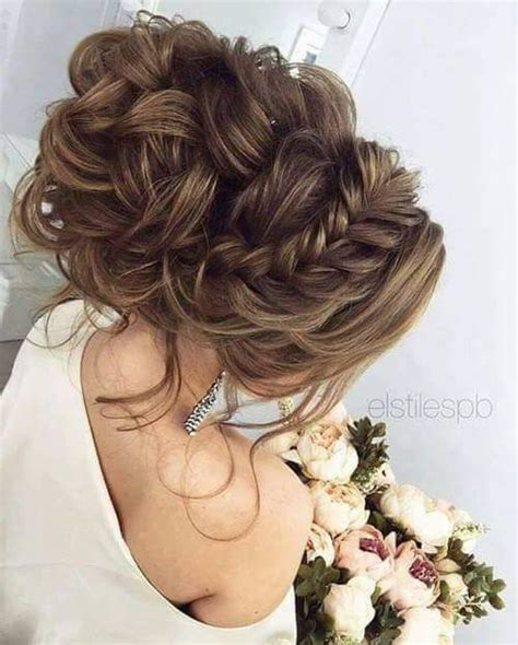 pearl bow hair clip 50 chic wedding hairstyles for the bridal look