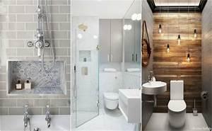 Kleine Badezimmer Neu Gestalten : 10 kleine badezimmer praktische ideen ~ Watch28wear.com Haus und Dekorationen