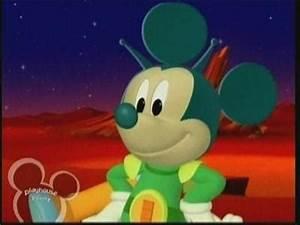 Martian Mickey - Disney Wiki