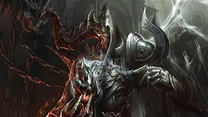 Rpg Fantasy Diablo Dark Fighting Warrior Dungeon