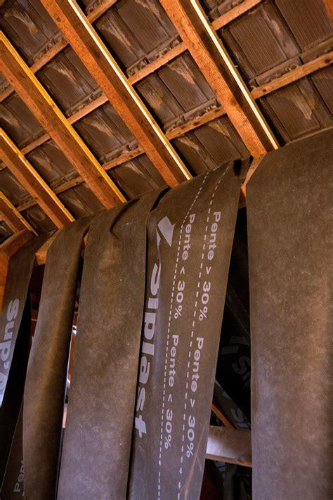 isolation de toiture par l int 233 rieur plan 232 te isolation