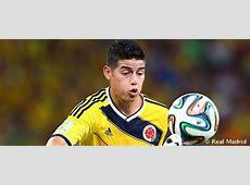James Rodríguez Official Website Real Madrid CF