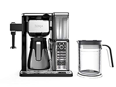 Now you're ready to clean! SharkNinja Ninja Coffee Bar Brewer System - Great coffee maker.