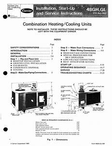 Carrier Air Conditioning Manual Ducted