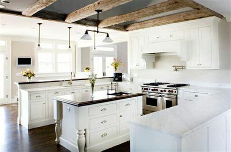 belles cuisines modernes les plus belles cuisines rustiques en images