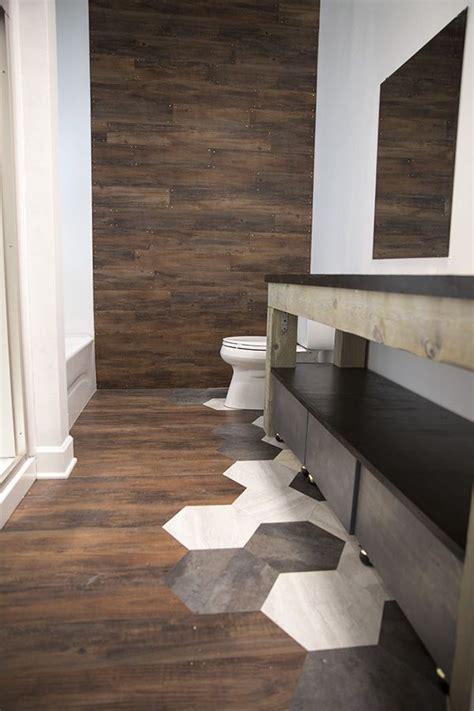 bathroom makeover blogger  builder grade ideas