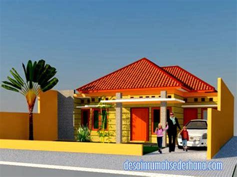 desain rumah klasik minimalis  lantai type  ukuran