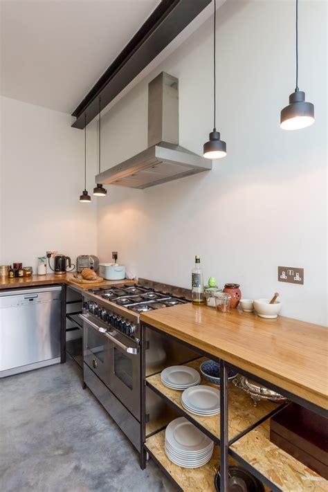 kitchen lighting fixtures industrial kitchen home renovation open shelving 2177
