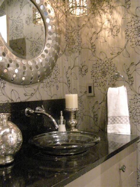 penthouse powder room traditional powder room