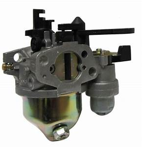 Carburetor With  U0026quot On  Off U0026quot  For Honda Gx160    5 5 Hp Clone