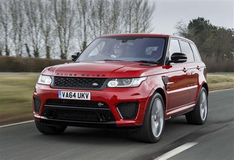 Land Rover Range Rover Sport Svr (2015