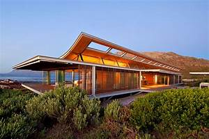 This, Beach, House, In, South, Africa, Takes, Open, Concept, A, Little, Too, Seriously