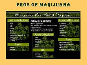 cons marijuana legalization