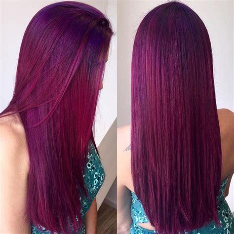 dye hair colors 7 maroon hair color ideas