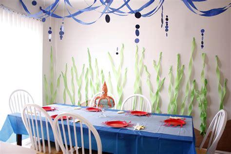 sea theme party ideas   mum