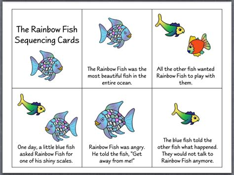 let s talk with whitneyslp the rainbow fish speech