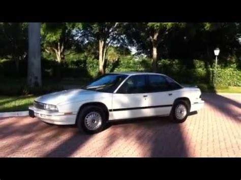 buick regal custom sedan  miles starting  video
