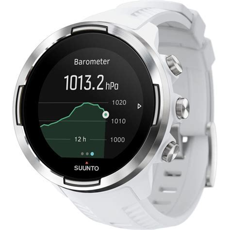 Suunto 9 G1 Baro GPS Watch   White SS050021000   Sportique