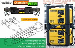 Champion 240v Generator Wiring Diagram To House