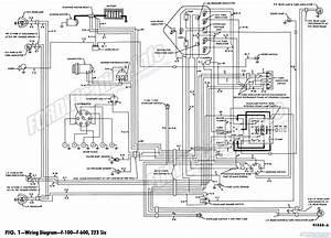 1963 Ford Dump Truck Wiring Diagrams
