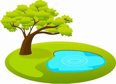 Pond Park Clipart Transparent Webstockreview Powerpoint Freebie