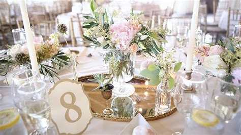 Low Cost Wedding Centerpiece Unique Ceremony Day And Cheap